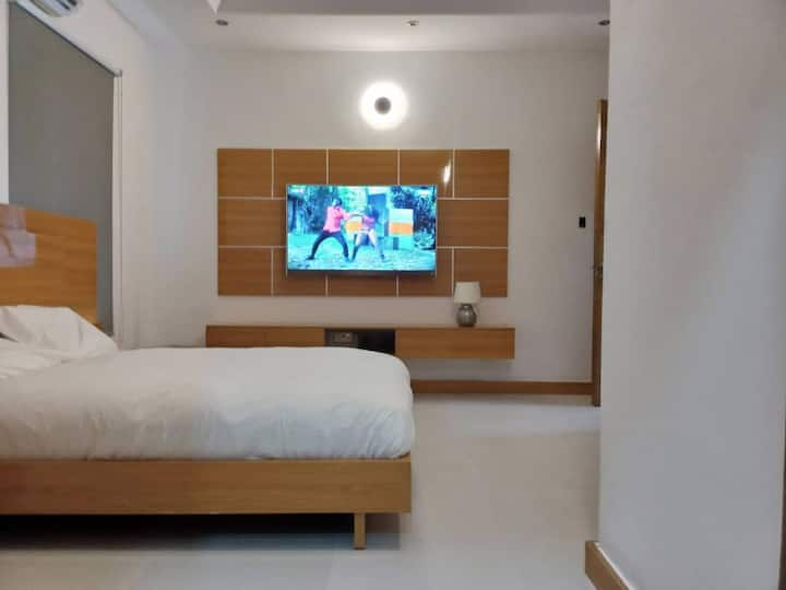 Luxury 3 Bedroom Apartment—Newly Furnished