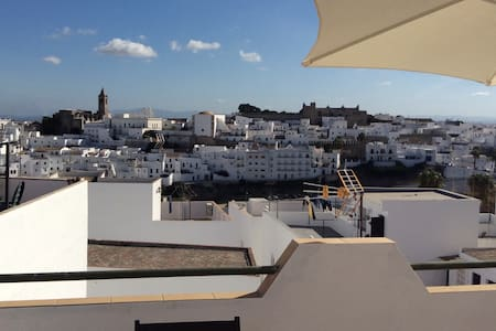 Comfortable home with sunny terrace - Vejer de la Frontera