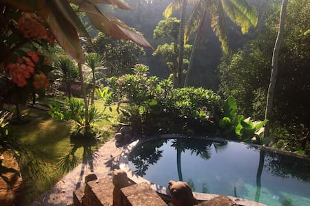 Luxurious villa, amazing view, Ubud - Tegallalang - Villa