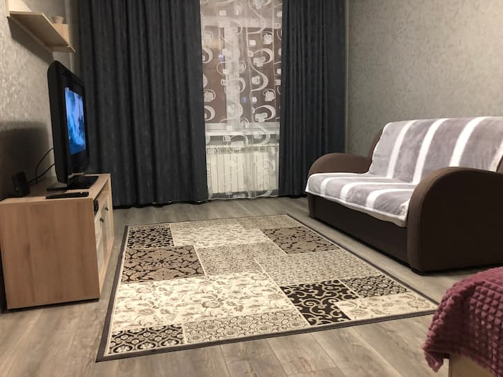 Новая квартира в Соловьиной роще
