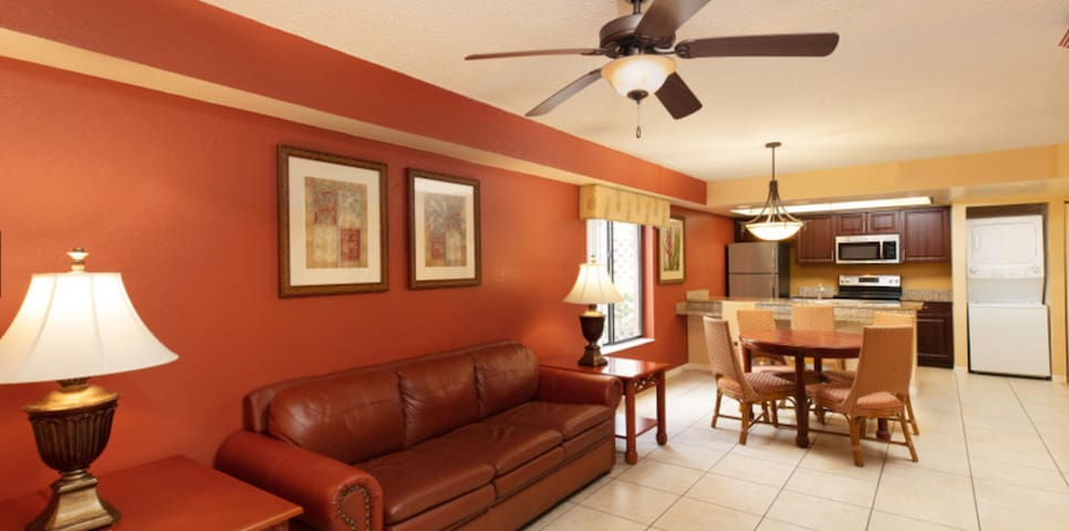 Great 2 Bdr Condo, Near Disney Kissimmee OrlandoFL