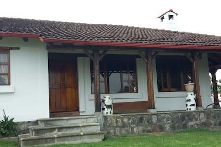 El Chauca  - Dairy Farm - Tambillo