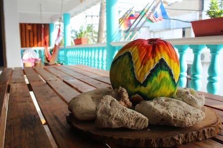 Karibbik Haus Hostel Superior Standard Room - Bed & Breakfast