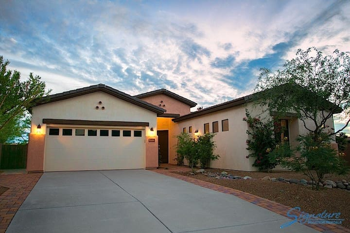 Amazing Home in Dove Mountain Four BR Three BTH Close to Golf and Shopping - Marana - House