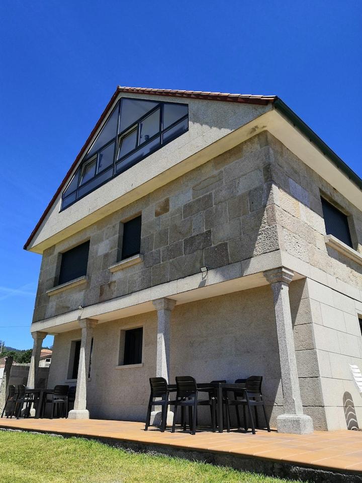 Casa Luscofusco Planta 2 - Nigrán