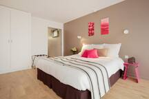 Chambre Berries, accessible PMR