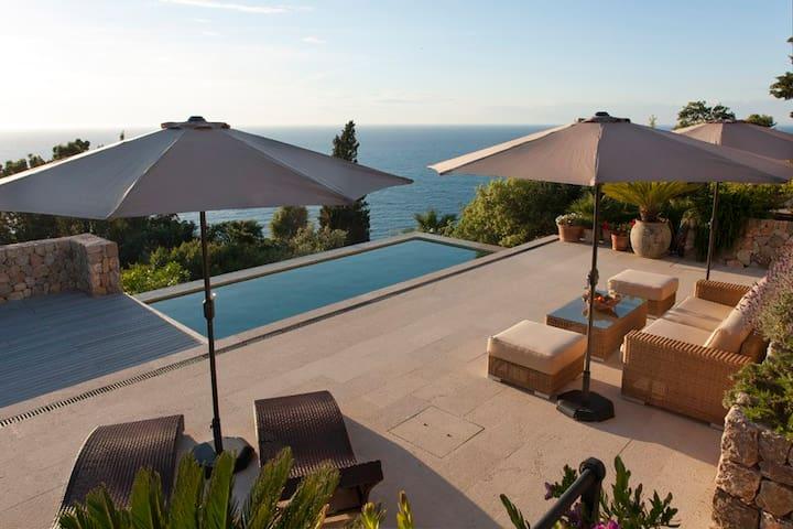Villa near Deia with sea views and private pool - Deià - 別墅