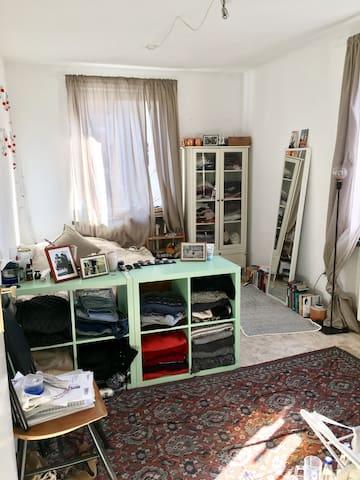 Zimmer in einer entspannten Studenten-WG - Göttingen - Lägenhet