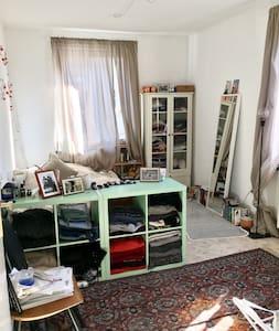 Zimmer in einer entspannten Studenten-WG - Göttingen - Huoneisto