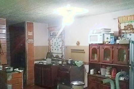 casa familiar buen ambiente