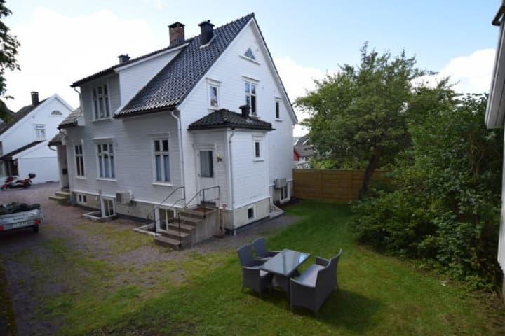 4 sov leilighet på Lund, båt medfølger leiligheten