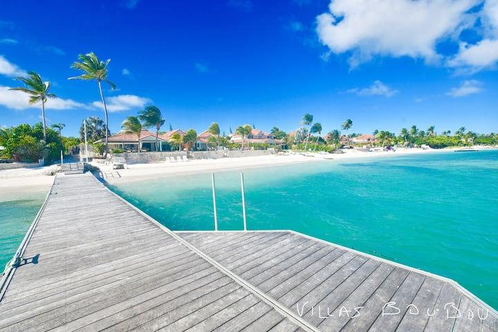 Villa Pura Vida le luxe les pieds dans l'eau