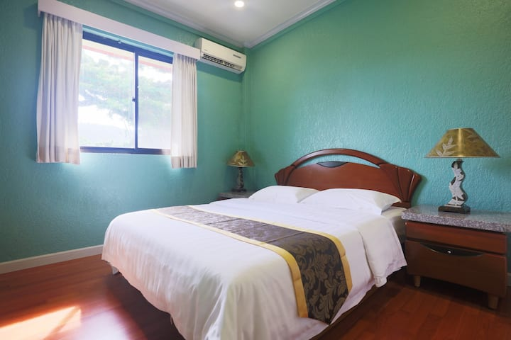 B308- 2 Bedroom Suite 海景套房(2室1厅1卫)