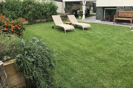 Apartamento con jardin - Chalet Playa Sopelana