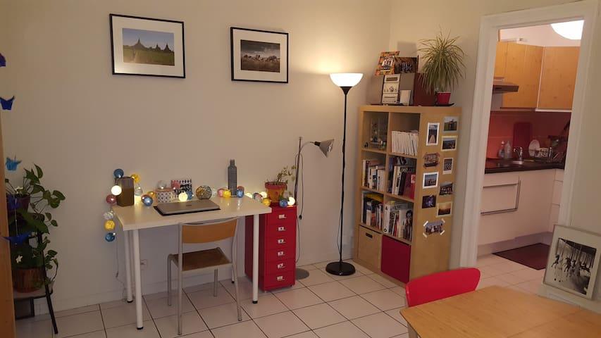 Studio calme et cosy près de la gare de Lyon