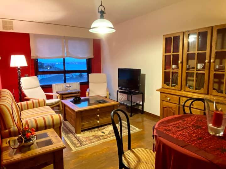 Apartamento céntrico y soleado en Santa Cruz