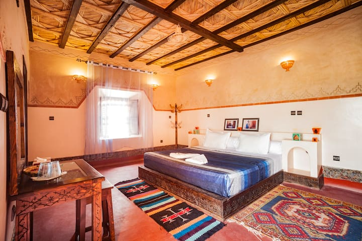 Room for 1P to 2P LAHCEN - Ouarzazate - Bed & Breakfast