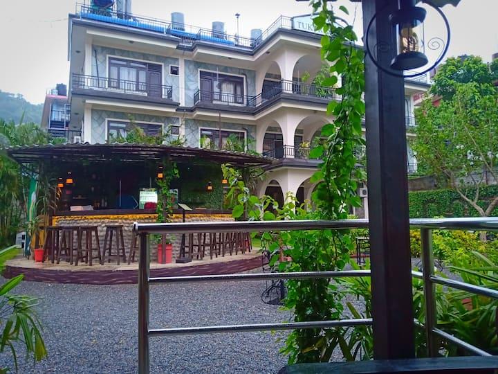 Premises of 3 star hotel