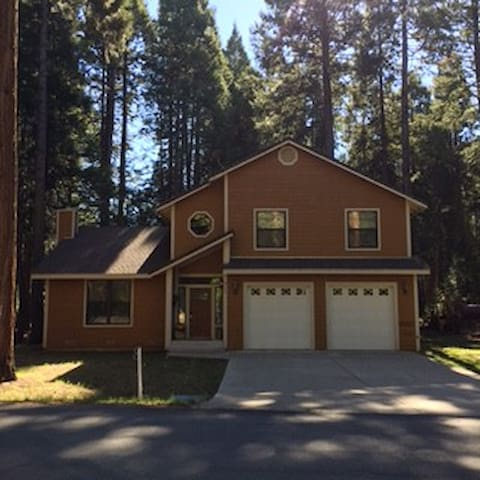 Lake McCumber/Lassen Park area - Shingletown - Rumah