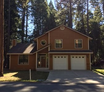Lake McCumber/Lassen Park area - Shingletown - Hus