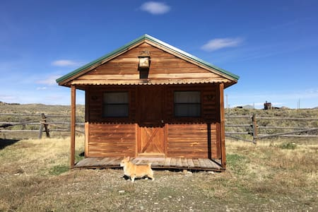 One room cabin #6 - Thermopolis