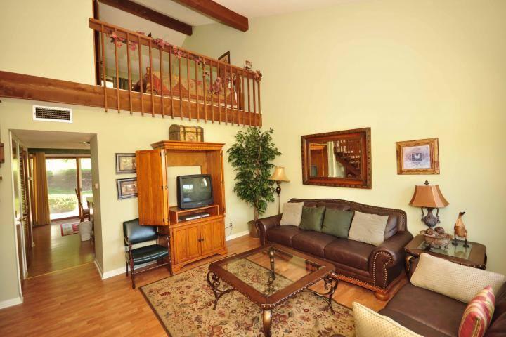 Fairway Villa #704 - Rumbling Bald Resort - Lake Lure - Villa
