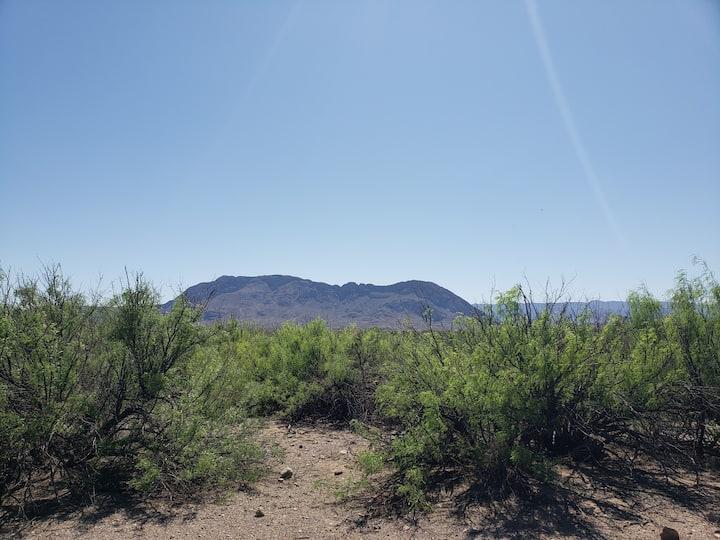 Camp #1 Rancho del Mapache - RVs Overlanders Tents
