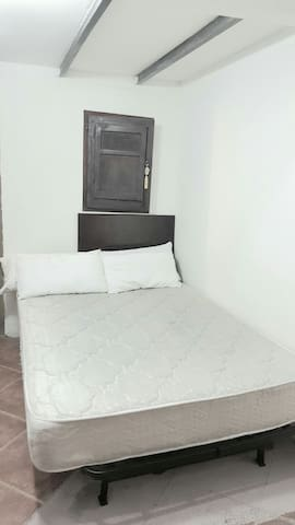 well located room really close to Poblenou Beach