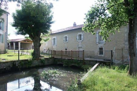 Moulin de la Gravelle - Lagarde-sur-le-Né - Talo