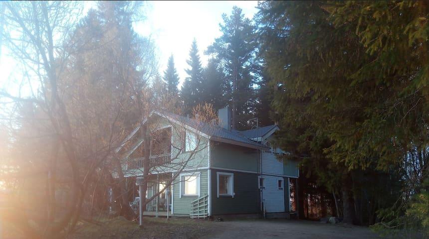 Villa LHJ Heinämäki