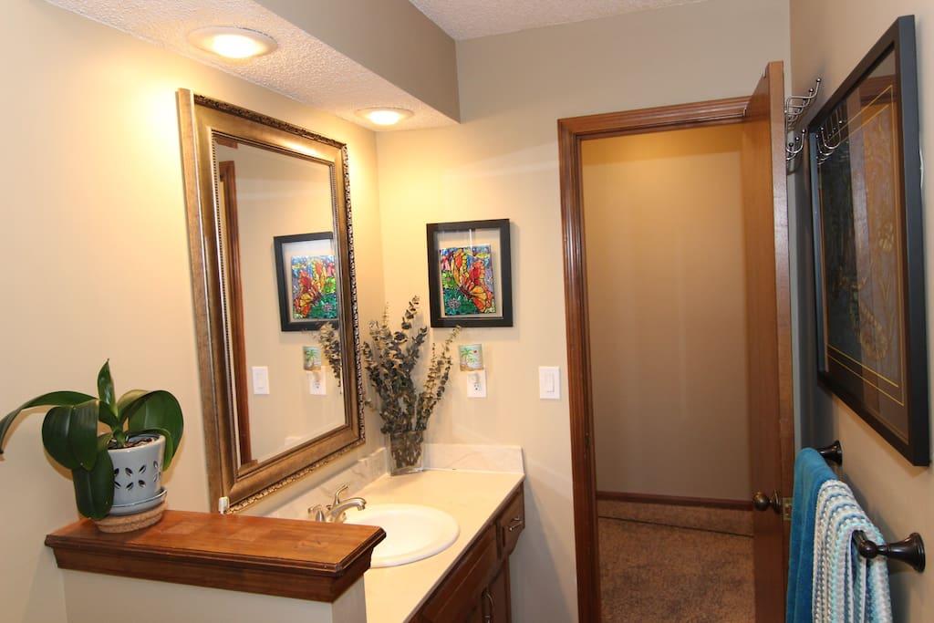 Bathroom accommodations