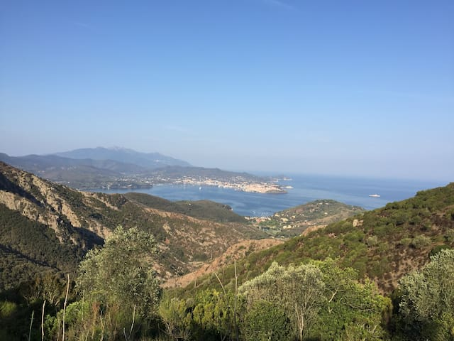 Rio Nell'Elba: Nature and Relax