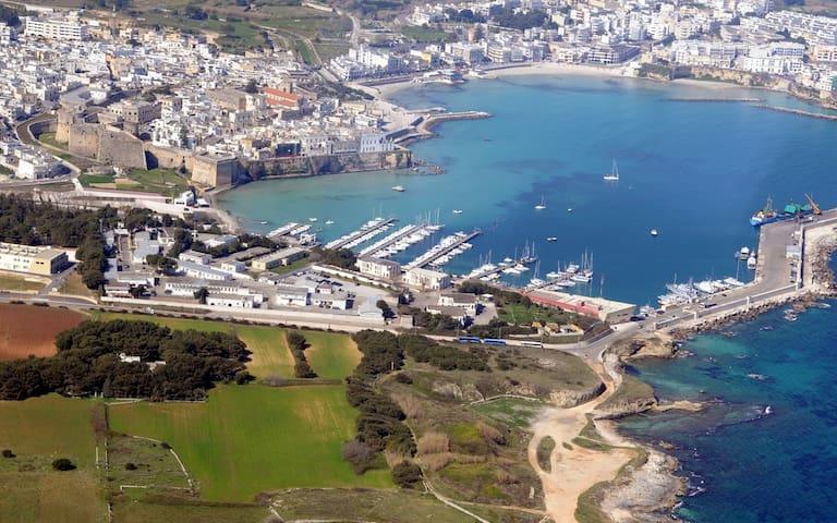 Spazioso trilocale vicino Otranto - Casamassella - Apartment