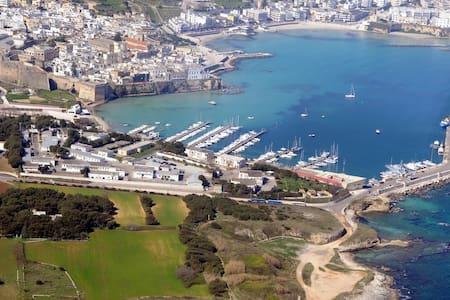 Moderno trilocale vicino Otranto LE (short lets)