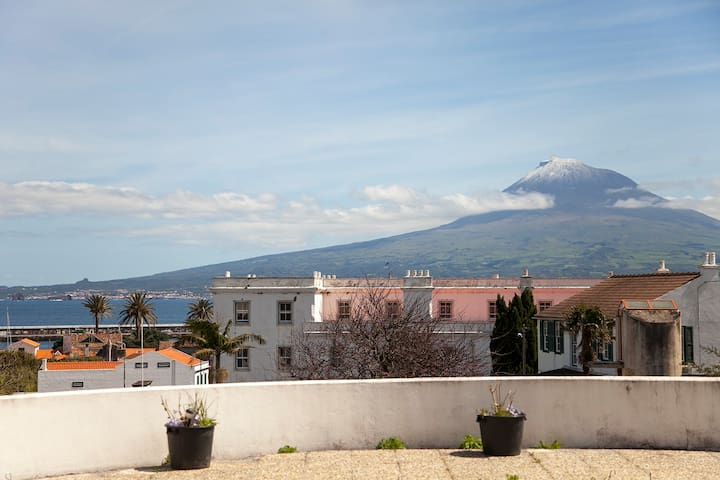 Room in Horta city, Faial, Azores - Horta - Appartement