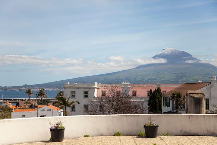 Room in Horta city, Faial, Azores - Horta