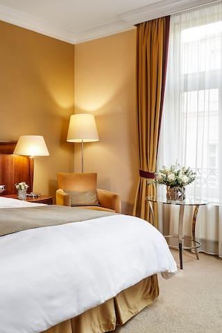 Corinthia Budapest, Superior Twin Room
