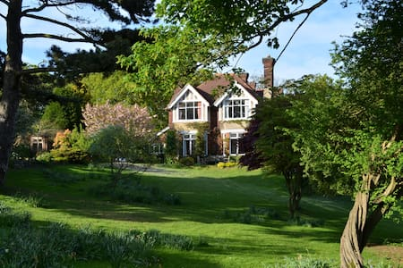 The Oaks, a welcome retreat