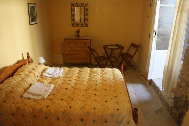 Aperanti B&B-Double room  - Pera Orinis  - B&B/民宿/ペンション