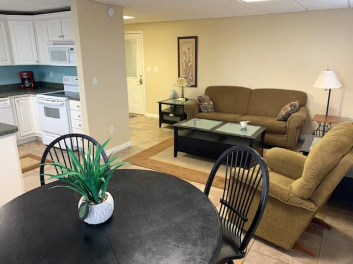 Gated and Furnished all Inclusive Apartment