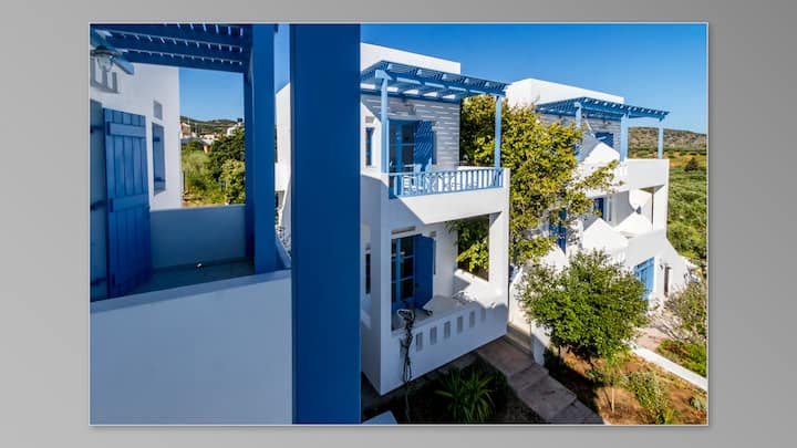 Milatos Village agrotourism hotel-Katerina's flat