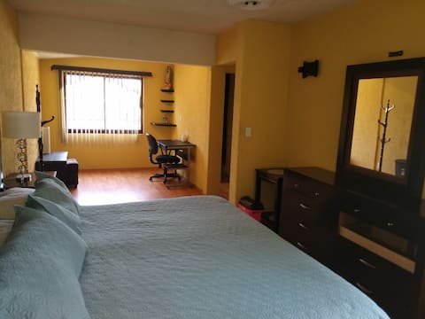 Beautiful fully equipped private suite house