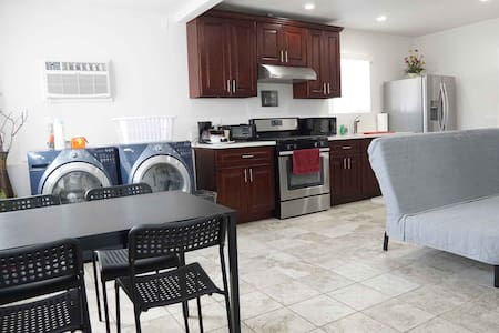 Sanitized & Clean - 1BR/1BA Guest House Homestay