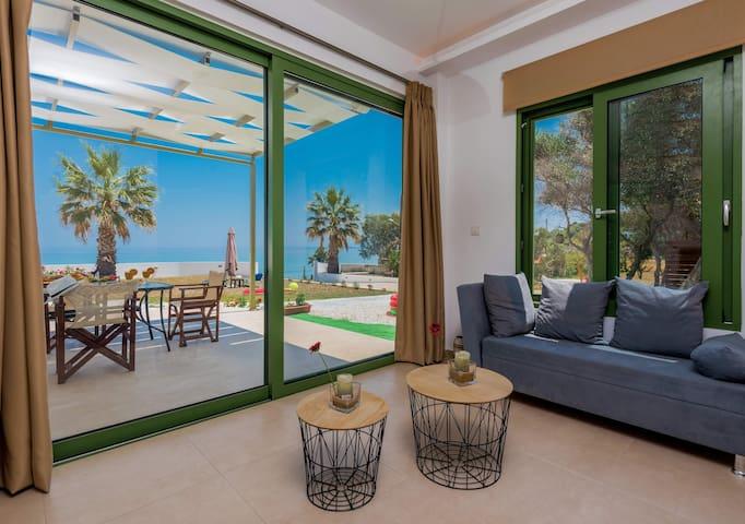 Gaia apartment  on the beach.