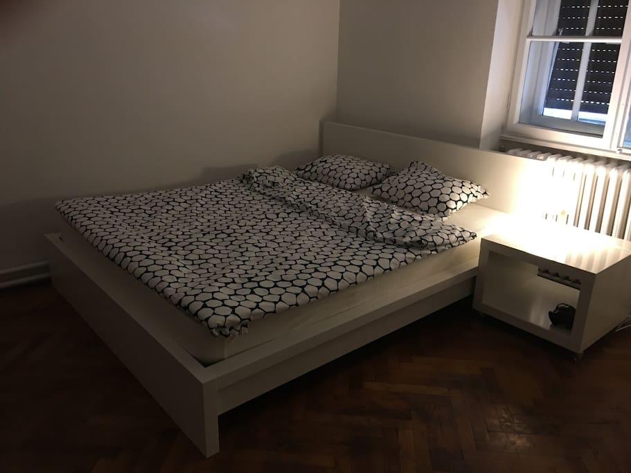 Room @ night
