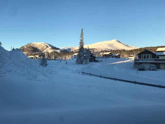 New exclusive apartment in Åre