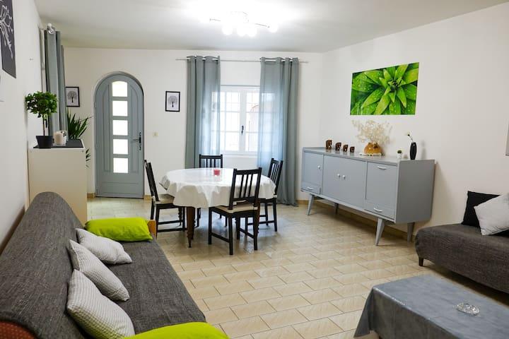 Belle maison au coeur de la Camargue