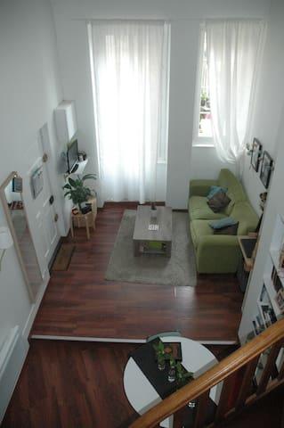 Appartement cosy, Lyon presqu'île