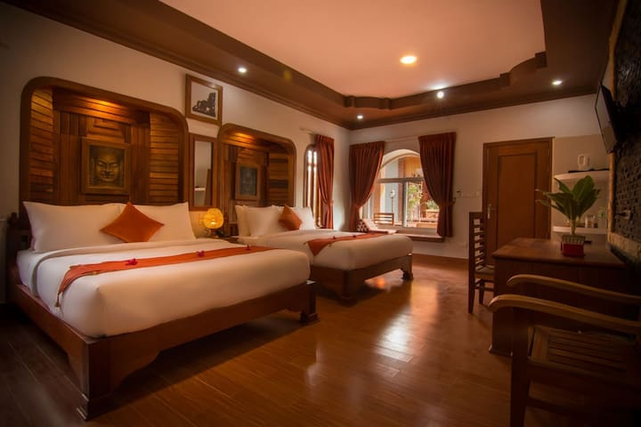 All Hotel in Cambodia - Krong Battambang