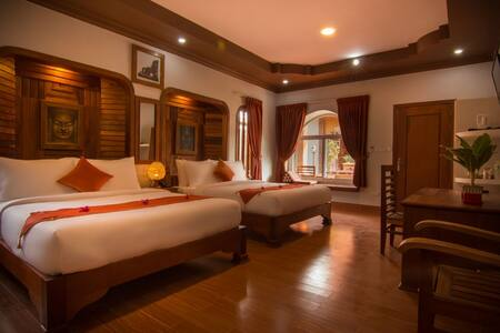 All Hotel in Cambodia - Krong Battambang - Alberg